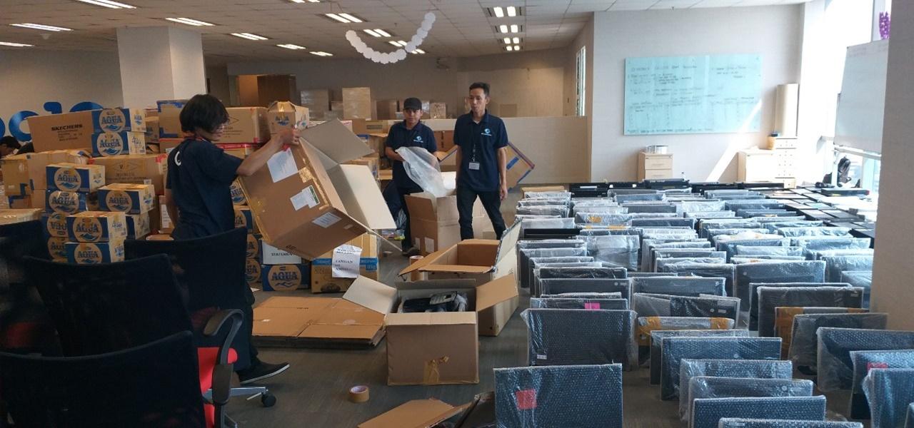 Jasa Pindahan Kantor Profesional Terbaik Di Jakarta