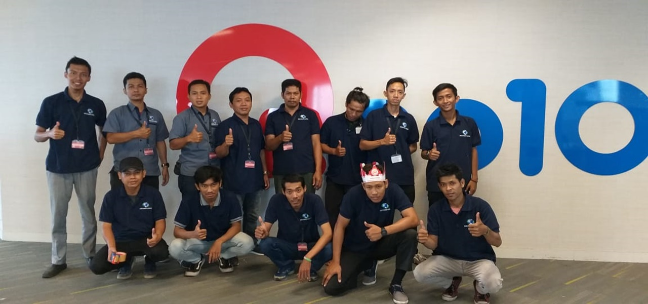 Team Jasa Pindahan INDOMOVERS Profesional & Terpercaya